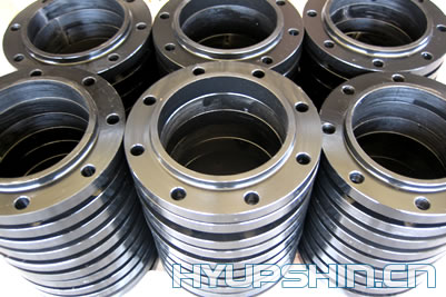 ANSI B16.5 Flange, ASA B16.5 Flange, Slip on Flange RF, 150LB Slip On RF Flange, Jinan Hyupshin Flanges Co., Ltd