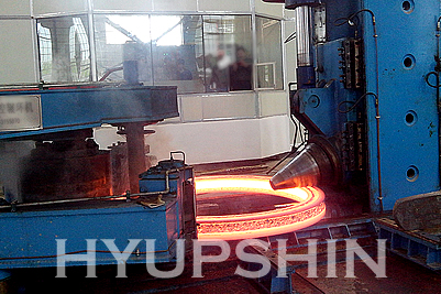 Jinan Hyupshin Flanges Co., Ltd, Flanges Forging, Rolling